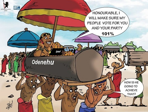 Election 'Wahala': Projecting Concerns of the Ghanaian Voter
