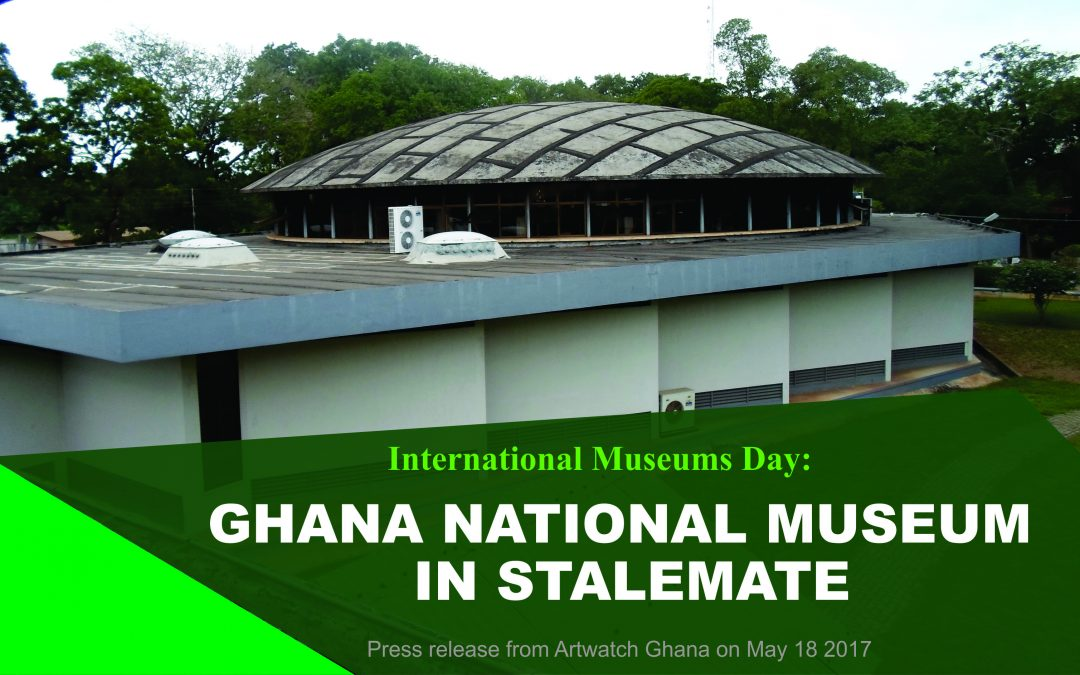 INTERNATIONAL MUSEUM DAY PRESS RELEASE